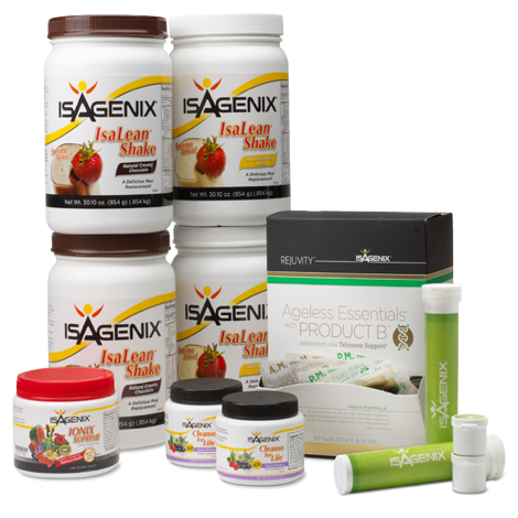 Herbal products buy isagenix